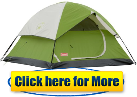 Coleman Sundome Tent two person tents