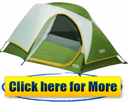 Wenzel Lone Tree Tent for camping for 2