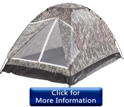 Camo 2-person Tent