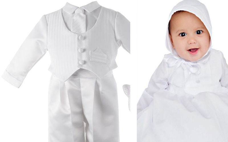 Best Christening Gowns for Boys