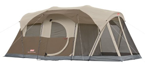 how to set a tent up for long term