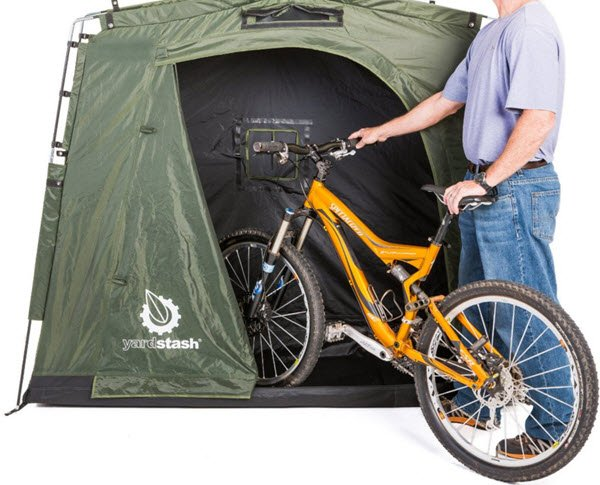 Small Bike Sheds 2016
