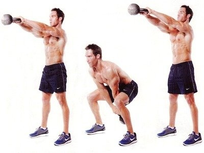 swing exercise for abs