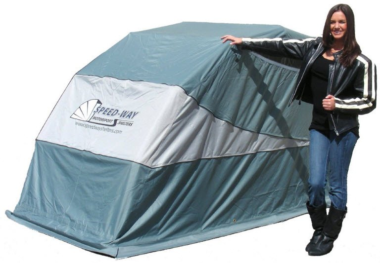 Best Storage Sheds for Motorcycle