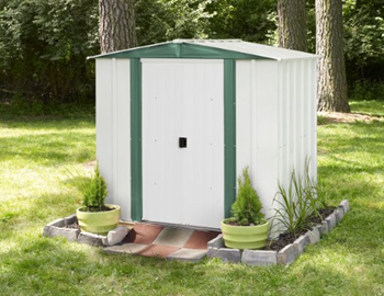 Arrow Shed HM65-A large storage sheds for sale on Amazon