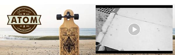Atom Skateboard Brands