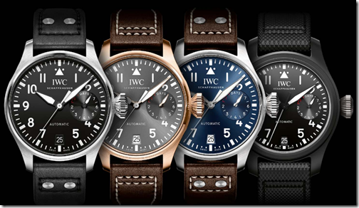 IWC top best watch brand in the world