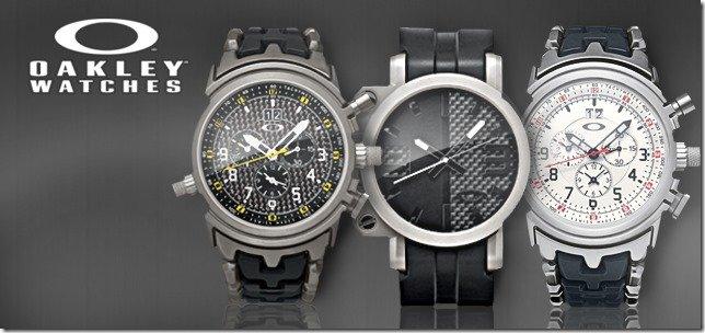 Oakley Top 10 Watch Brands