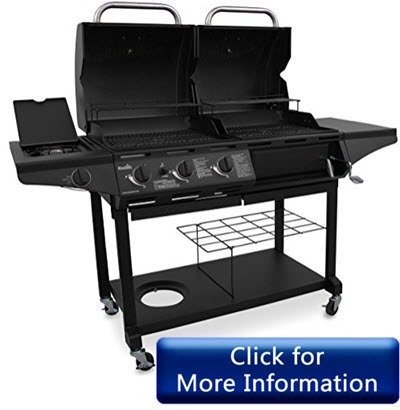 Char-Broil Gas & Charcoal Combo Grill