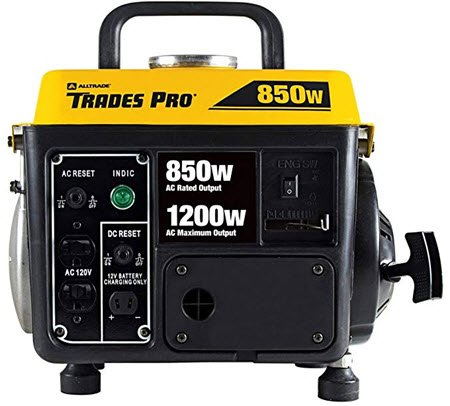 Trades Pro 850