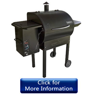 Camp Chef PG24 Pellet Grill and Smoker