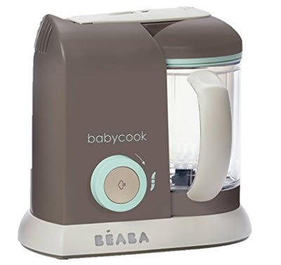 EABA Babycook 4 in 1 Steam Cooker