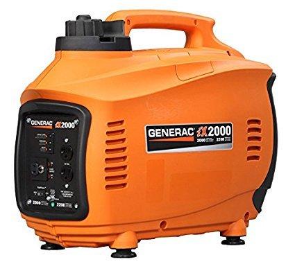 Generac IX2000 - Camping generator