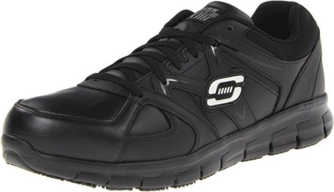 Skechers for Work 76995 - Best shoes for standing all day for men