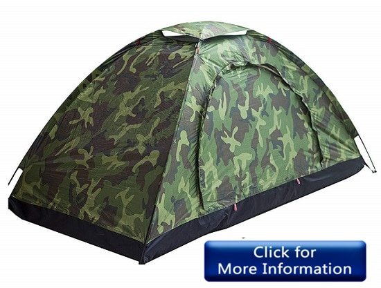 Sutekus Single Pop-up Tent