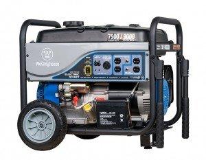 Westinghouse WH7500E - 7500 WATT - Large Portable Generator