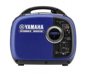Yamaha EF2000iS 2000 WATT - Best Portable Generator for Home Use