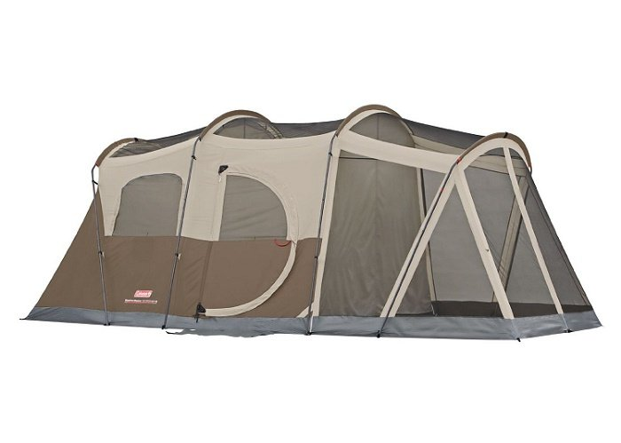 Coleman weather master 6 person screened tent - Best 6 Man Tent