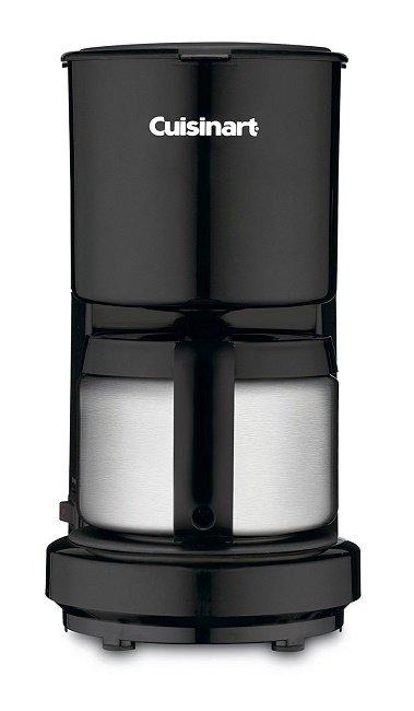 Cuisinart DCC-450BK 4-Cup Coffeemaker under 50