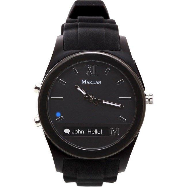 Martian Watches Notifier Smartwatch