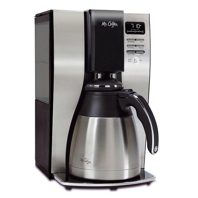 Mr. Coffee Optimal Brew 10-Cup Thermal Coffeemaker