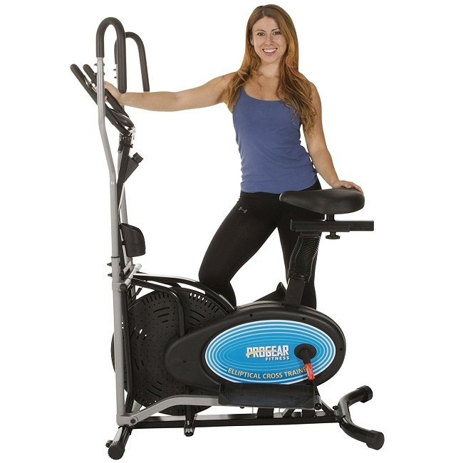 ProGear 400LS 2 Dual Trainer Elliptical & Exercise Bike