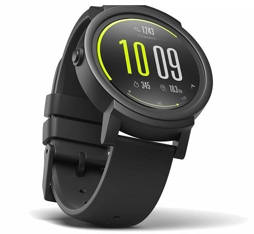 Ticwatch E most comfortable Smartwatch