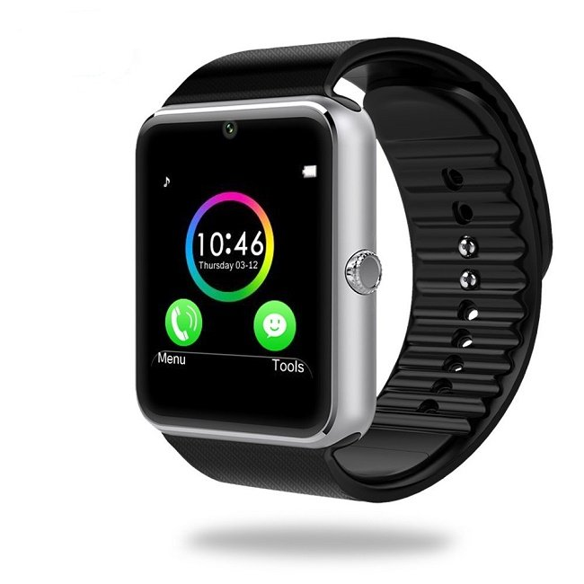 WGHL Wearable Bluetooth Touch Screen Smart Watch