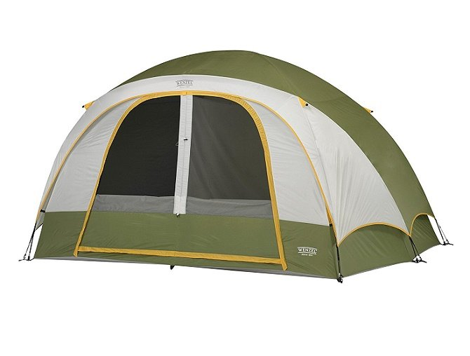 Wenzel Evergreen large tent