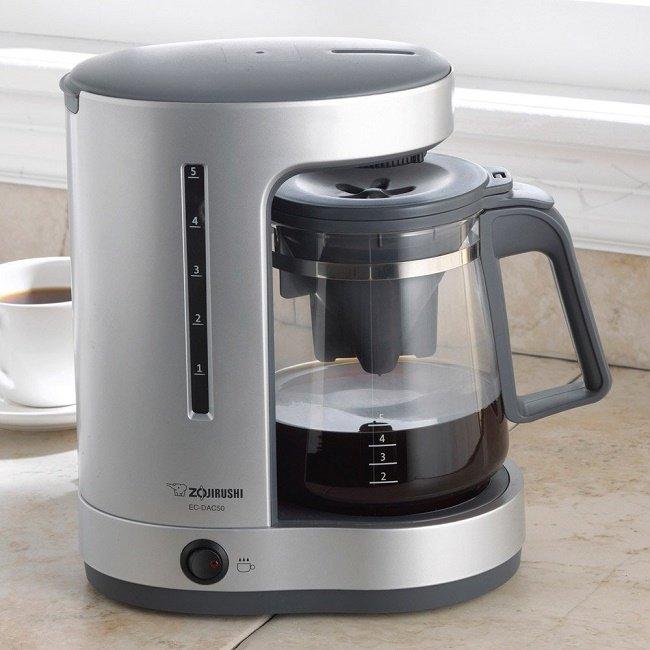 Zojirushi EC-DAC50 Zutto 5-Cup Drip Coffeemaker under 100