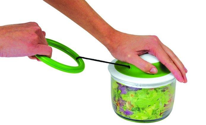 Chef'n Veggie Chop Hand-Powered Food Chopper