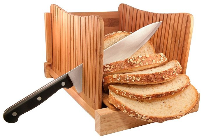 DB-Tech Compact Foldable Bread Slicer