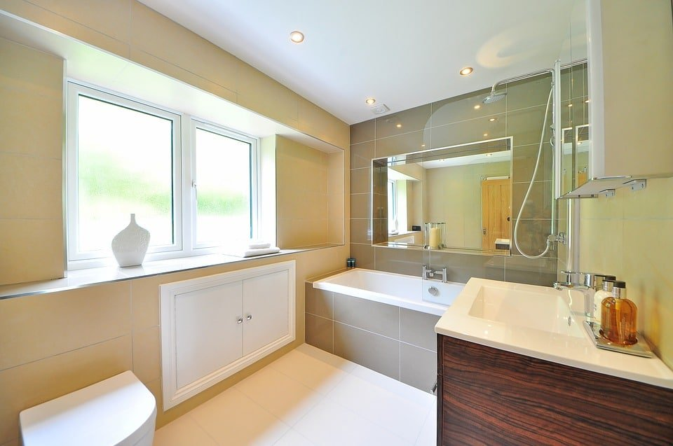 Light Colour Palettes for Bathroom