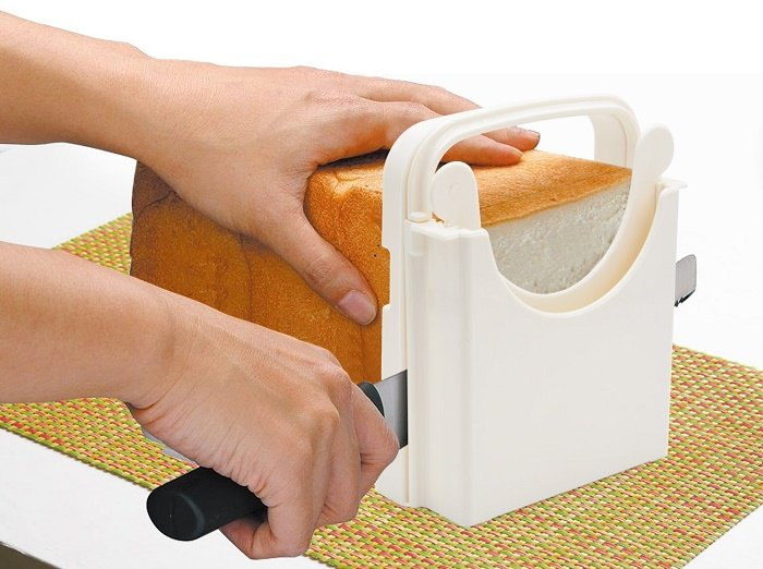 Yummy Sam Bread Slicer Toast Slicer