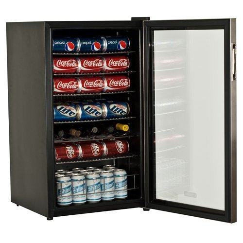 EdgeStar 103 Can and 5 Bottle Extreme Cool - Best Beverage Cooler