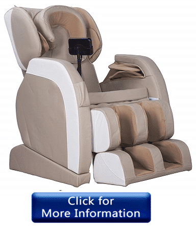 Electric full body massage chair by MCombo