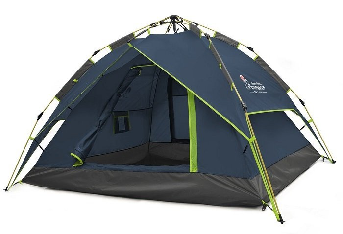 Mountaintop Waterproof 3 Season Tents for Camping