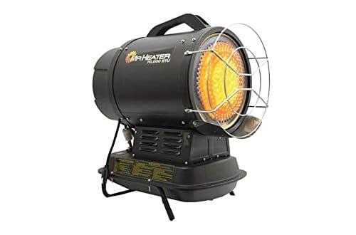 Mr Heater 70000 BTU Radiant Kerosene Heater