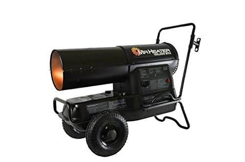 Mr. Heater Contractor Forced-Air Kerosene Heater for Garage
