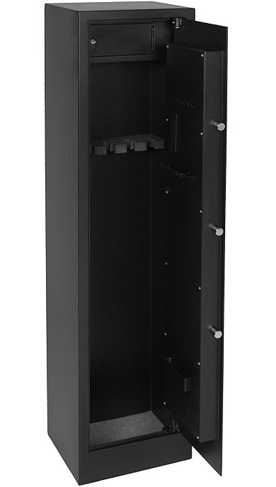 Best Choice Products Large 5 Rifle Digital Gun Safe