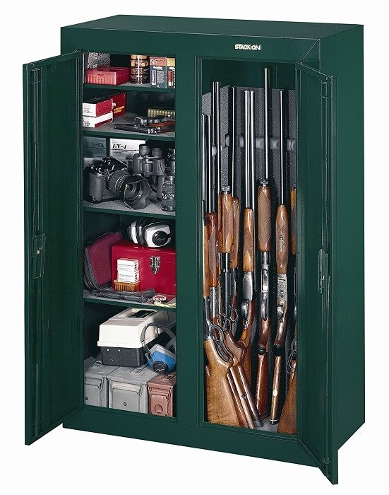 Stack-On GCDG-9216 16-Gun Convertible Safe