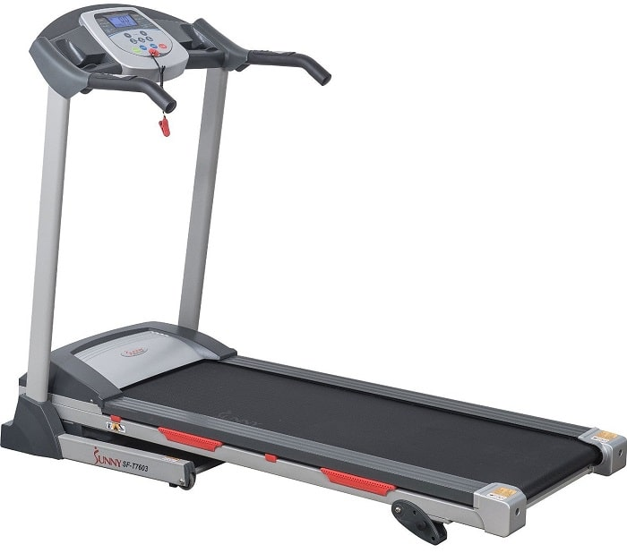 Sunny Health & Fitness - best treadmill under 500