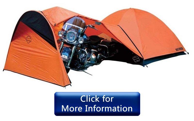 HARLEY-DAVIDSON Dome Tent Review