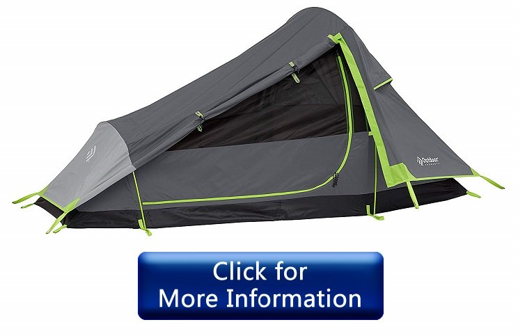 Outdoor Products Vaega 2 Person Backpacking Tent Review