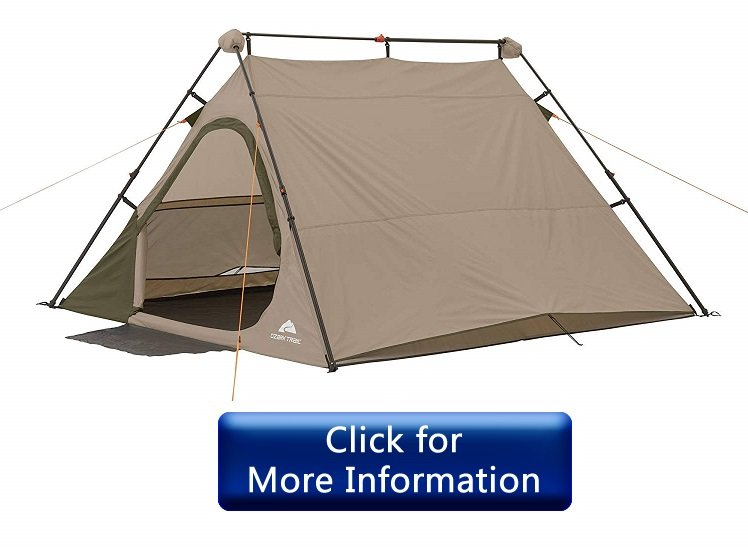 Ozark Trail 4 Person Instant A-Frame Tent Review