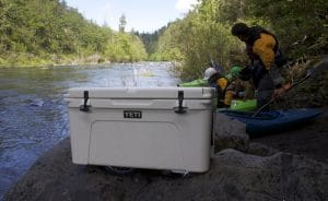 Best Size Yeti Cooler for Camping