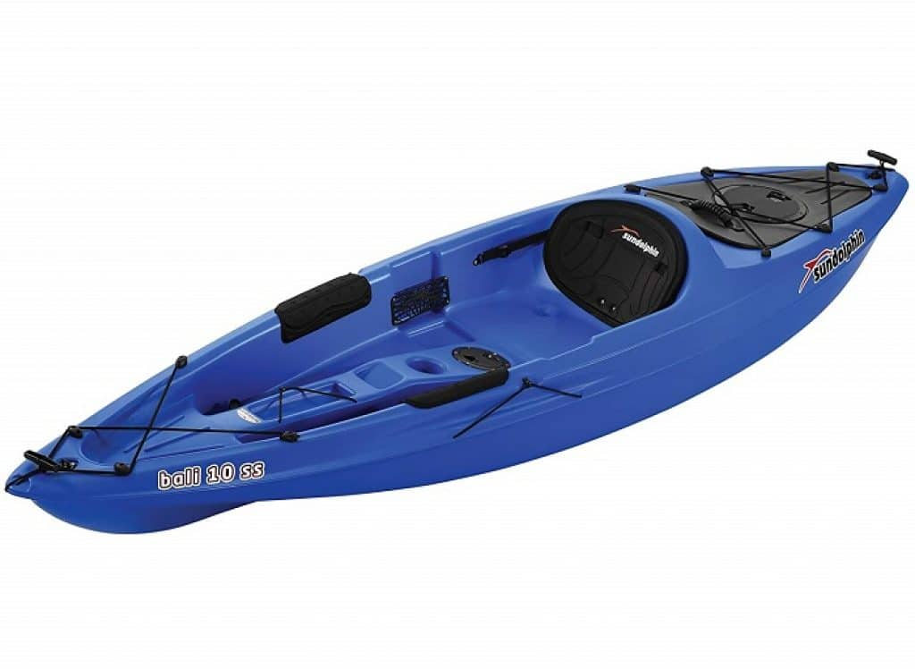 Sun Dolphin Bali SS 10-Foot Sit-on top Kayak