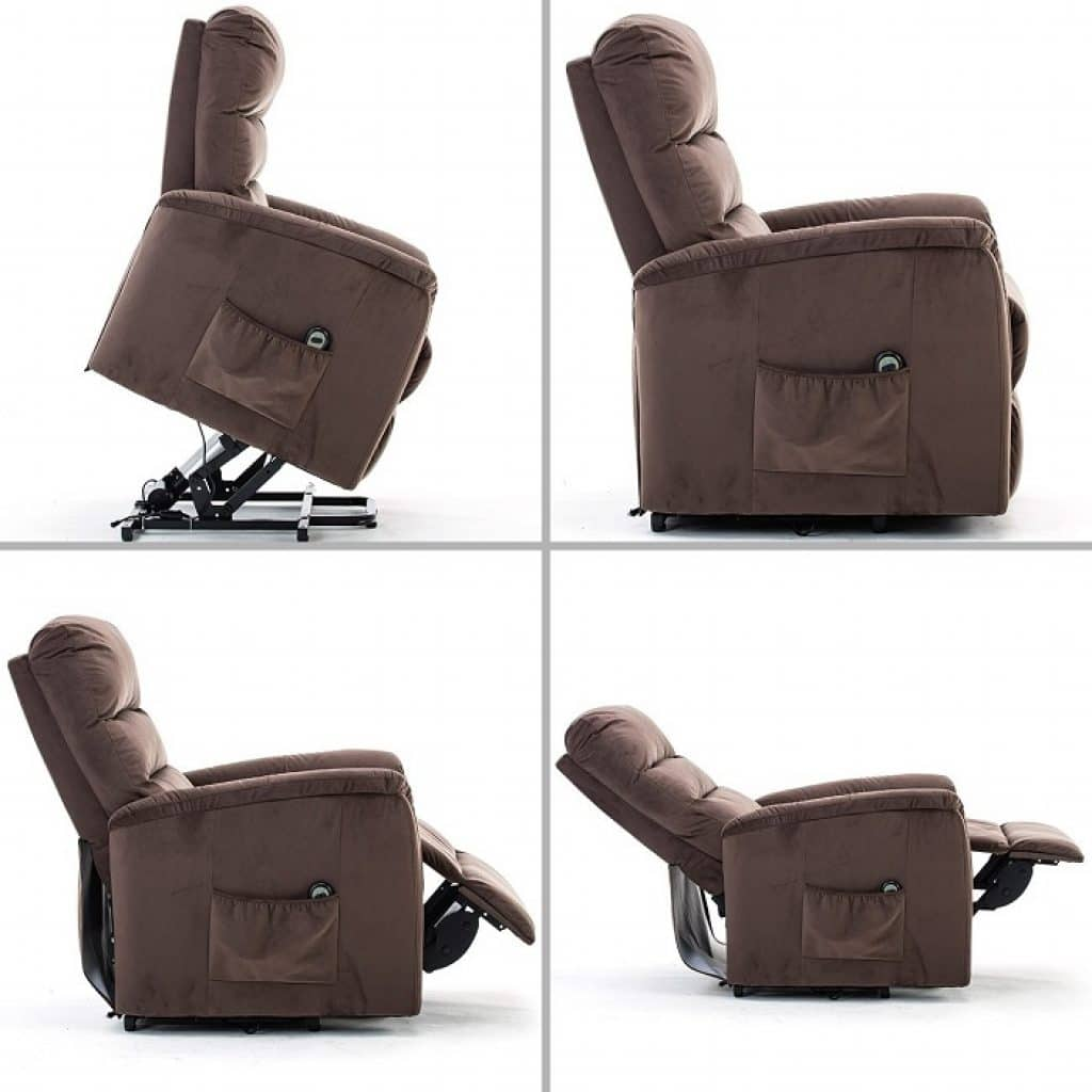 BONZY Lift Recliner Contemporary Power Lift Chair