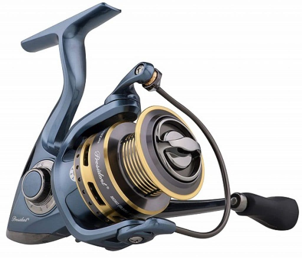 Pflueger President MicroSpinning Reel for Fishing