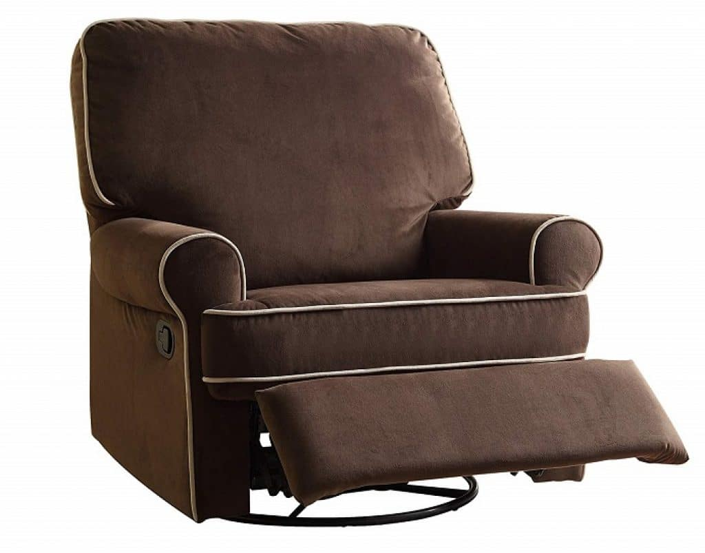 Pulaski Birch Hill Swivel Glider Recliner